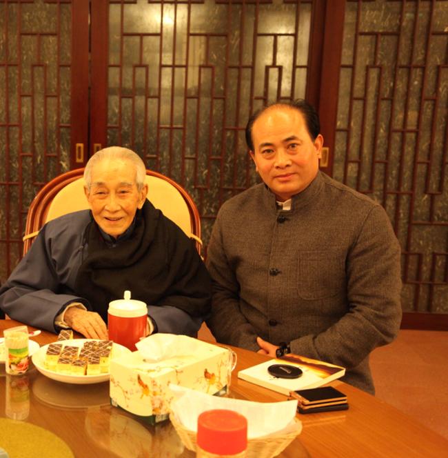 ... 纪念国学大师南怀瑾先生仙逝三周年
